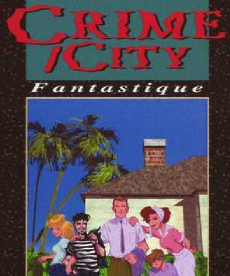 Crime City_Couv