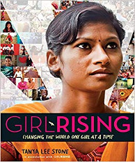 <i>Girl Rising</i> <h6>Tanya Lee Stone