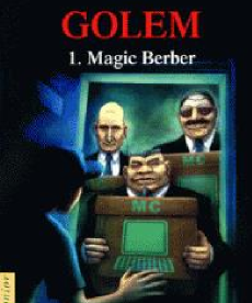 Golem Magic Berber_Couv