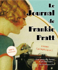 <i>Le Journal de Frankie Pratt</i> <h6>Caroline Preston