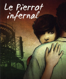 <i>Le Pierrot infernal</i> <h6>Claire Mazard
