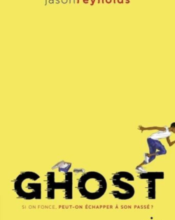 <i>Ghost   </i> <h6>Jason Reynolds