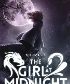 <i>The Girl at Midnight, T.1- De plumes et de feu</i> <h6>Melissa Grey