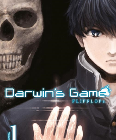 <i>Darwin&rsquo;s Game, T.1, T.2, T.3</i> <h6>FLIPFLOPs