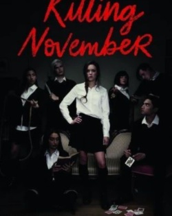 <i>Killing November, T.1  </i> <h6>Adriana Mather